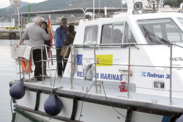 Vigilancia Reservas Marinas